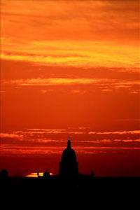 Texas Capital Sunrise